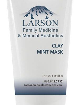 clay mint mask