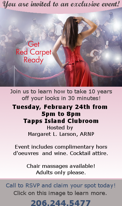 RSVP today for our Exclusive Bellafill Informational Event in Lake Tapps!