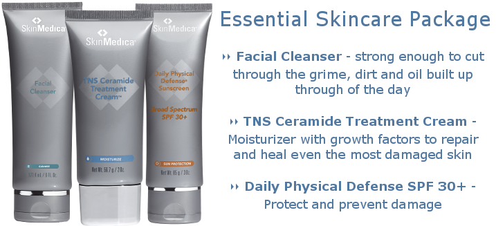 Men's Skincare Essentials