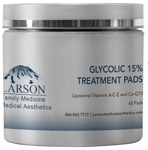 Glycolic 15% Treatment Pads