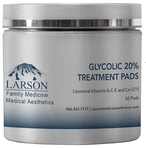 Glycolic 20% Treatment Pads