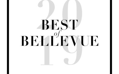 "Larson Medical Aesthetics wins Best Med Spa for Bellevue Lifestyle Magazine's ""Best of Bellevue 2019."""