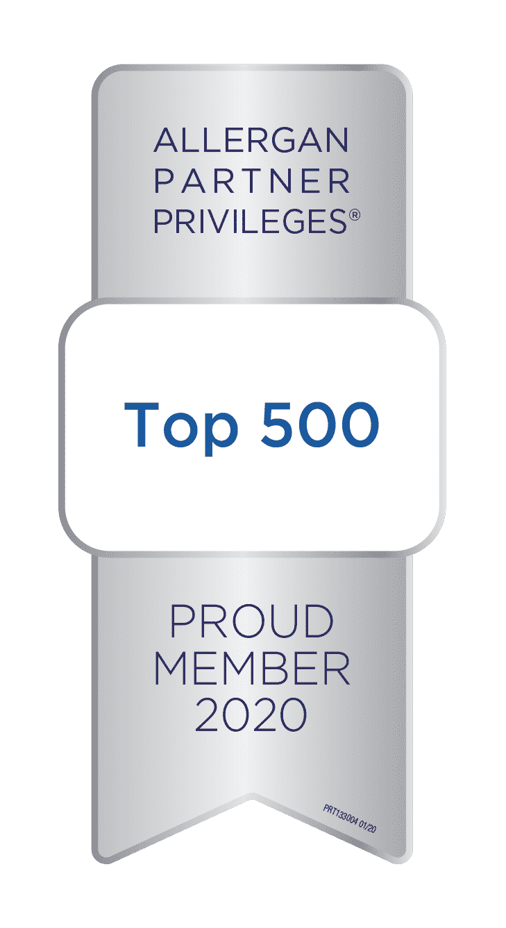 Allergan Partner Priveleges