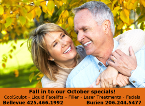 Fall Frenzy Specials!
