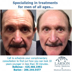 Medical Aesthetic Services for Men